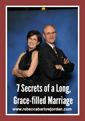 7 Secrets of a Long, Grace-filled Marriage